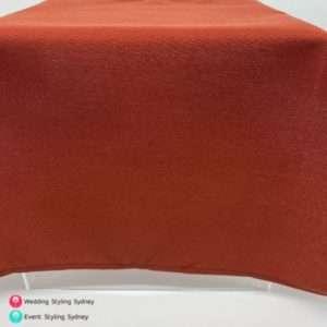 rust-linen-tablecloth-hire