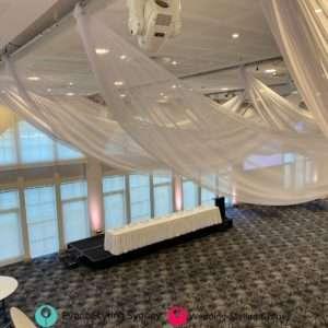 luna-park-white- wedding-ceiling-drapes
