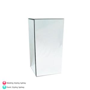 80cm-mirror-plinth-hire
