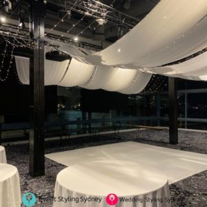 pier-one-water-wedding-ceiling-drapes-white