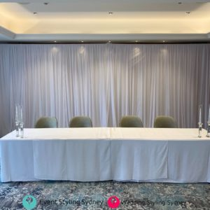 the-langham-hotel-sydney-wedding-reception -drapes
