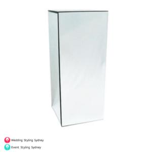 100cm-mirror-plinth-hire