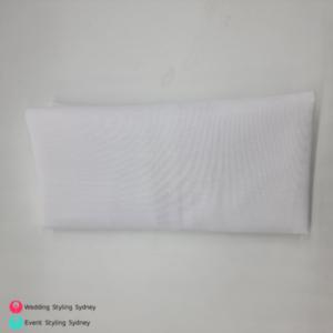 white-linen-napkin-hire