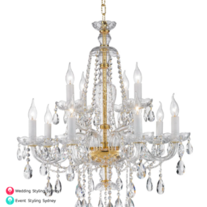 gold-crystal-chandelier-hire