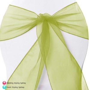 Olive-green-chair-sash-hire
