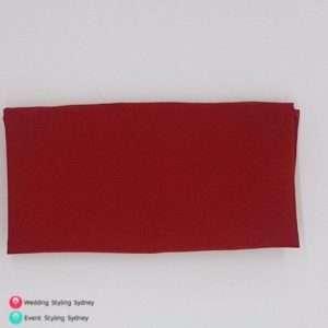 red-caress-napkin