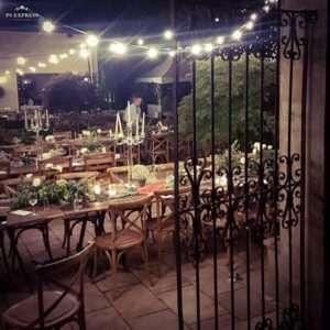 Centennial-Vineyards-Bowral-Wedding-Reception-Decorative-Lighting