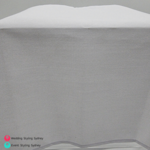 White-caress-tablecloth-hire