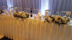 Wedding Reception Styling Doltone House Darling Island