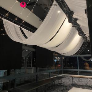 Wedding-Ceiling-drape-installation-pier-one-15