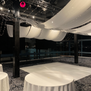 Wedding-Ceiling-drape-installation-pier-one-18