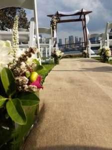 captain-henry-waterhouse-reserve-sydney-harbour-wedding-ceremony-min-2