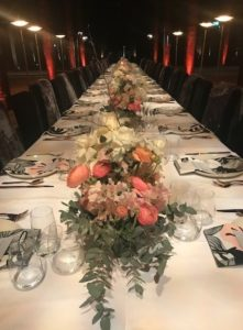 copper-cutlery-table-setting