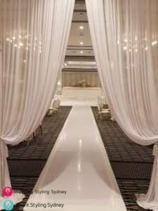 intercontinental-double-bay-sheer-wedding-drapes