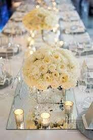 mirror-runner-white-rose-centrepiece