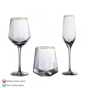 geometric-glassware-hire