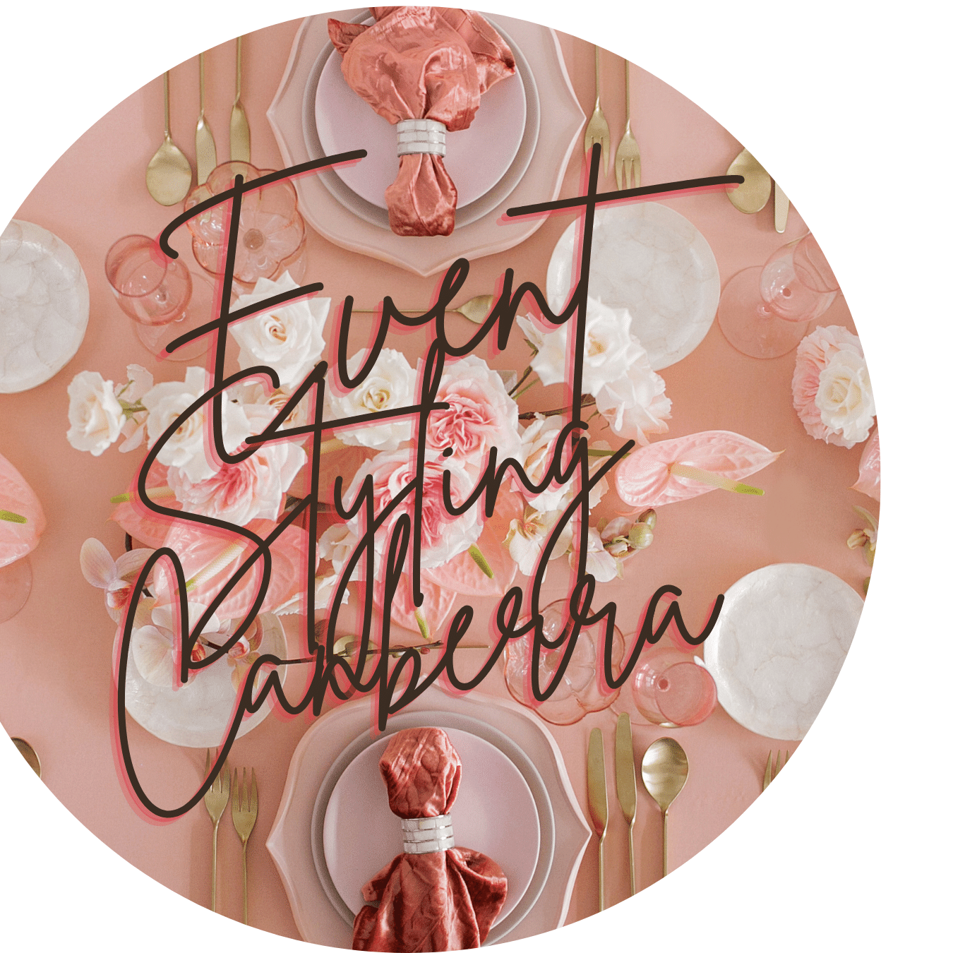 canberra-event-styling